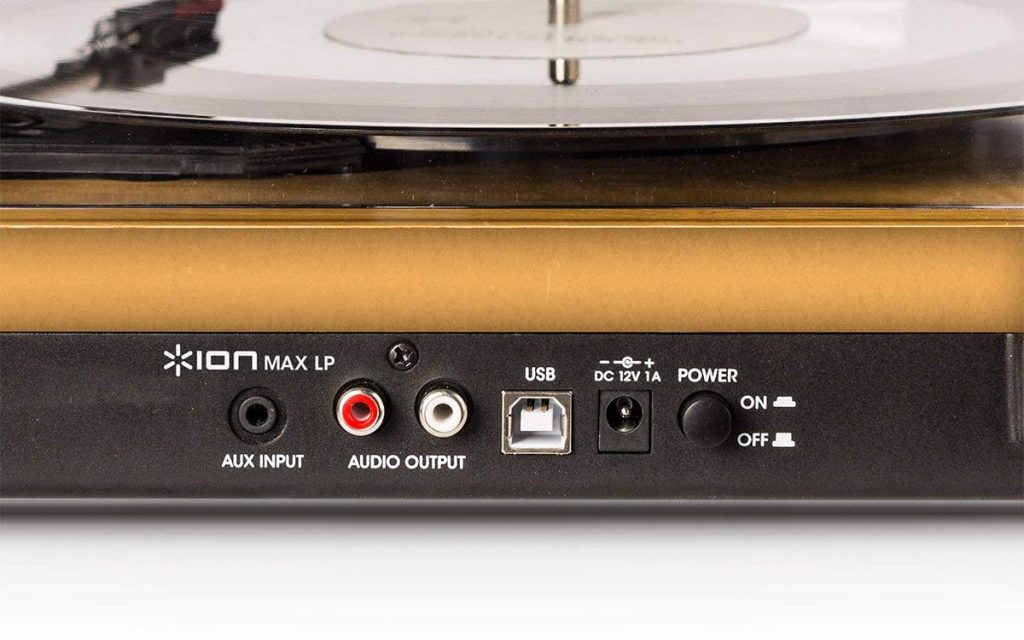 giradischi ION Audio Max LP